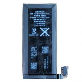 Baterai iPhone 4 HQ Li-ion Replacement Battery 1420mAh dengan Konektor (ORIGINAL) - 4