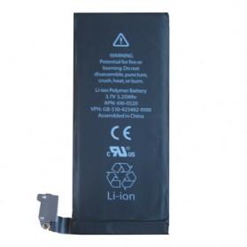 Baterai iPhone 4 HQ Li-ion Replacement Battery 1420mAh dengan Konektor (ORIGINAL) - 5