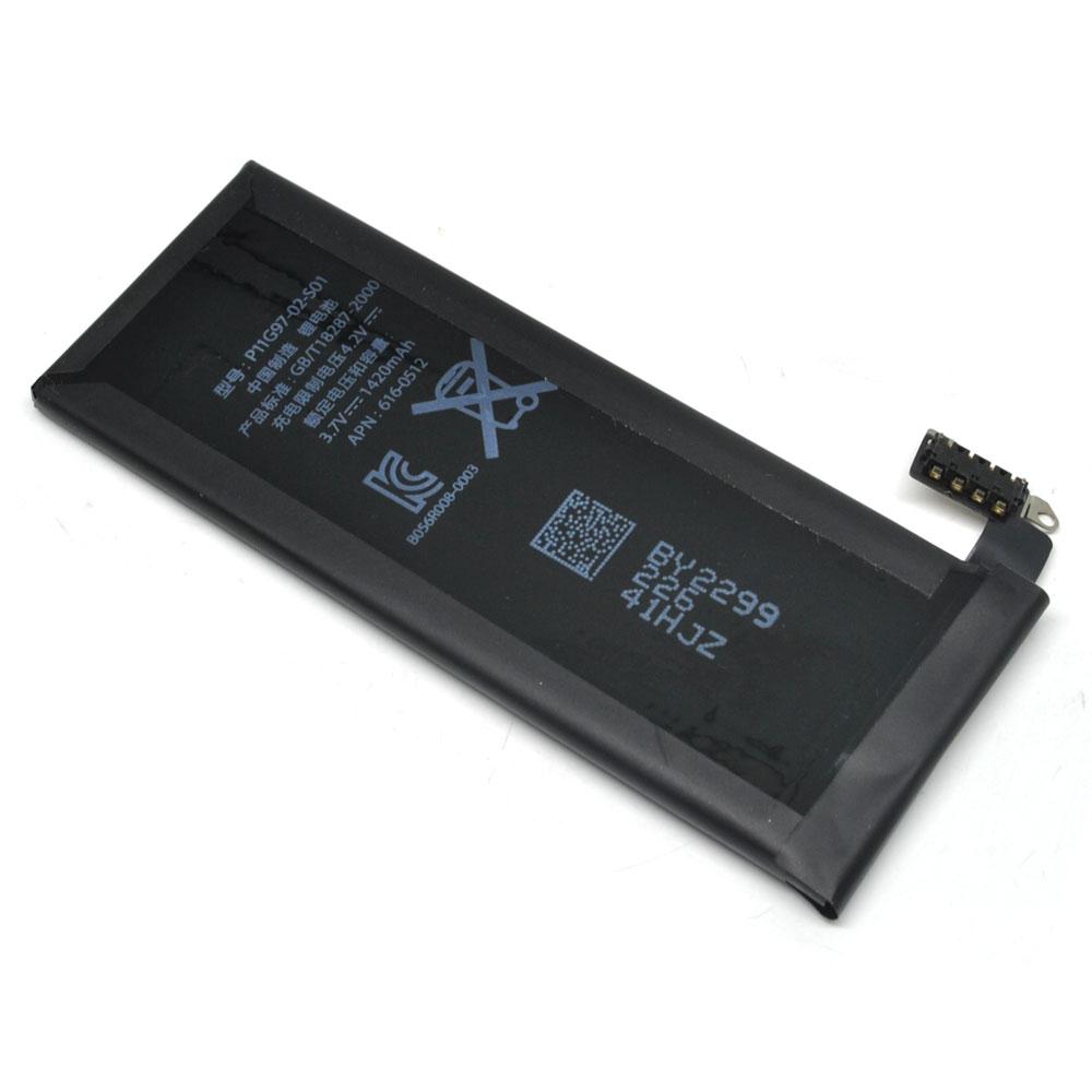 ... Baterai iPhone 4 HQ Li-ion Replacement Battery 1420mAh dengan Konektor ( ORIGINAL) ... 289bf4358e
