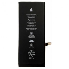 Baterai iPhone 6s Plus HQ Li-ion Replacement Battery 2750mAh dengan Konektor (Original) - Black - 1