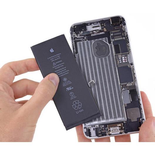 Baterai iPhone 6s Plus HQ Li-ion Replacement Battery 2750mAh dengan  Konektor (Original) ... 7aa05624a0