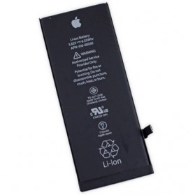 Baterai & Charger - Baterai iPhone 6 HQ Li-ion Replacement Battery 1810mAh dengan Konektor (Original) - Black