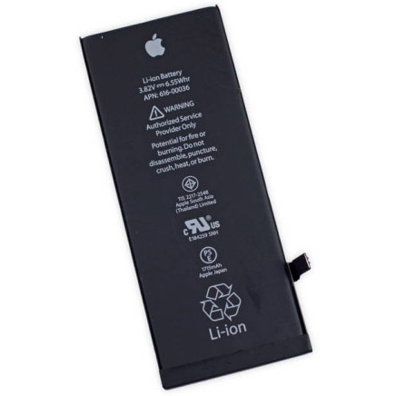 ... Baterai iPhone 6 HQ Li-ion Replacement Battery 1810mAh dengan Konektor ( Original) ... fb5b7f186e