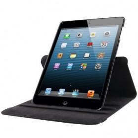 Smart Cover Kulit 360 Derajat untuk New iPad (iPad 3) / iPad 2 - Black - 5