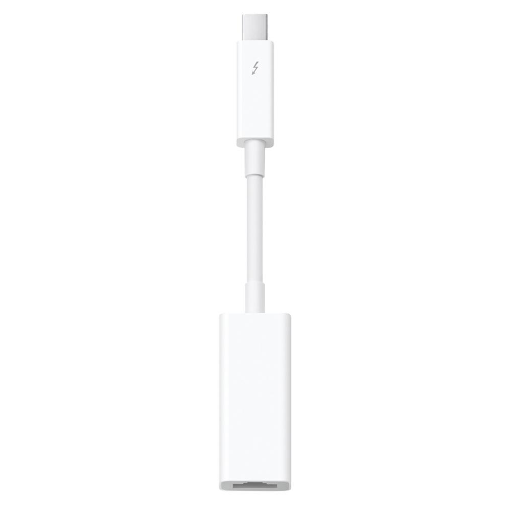Apple Thunderbolt To Gigabit Ethernet Lan Adapter Original White Jakartanotebook Com