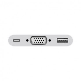 Apple USB-C VGA Multiport Adapter (ORIGINAL) - White - 3