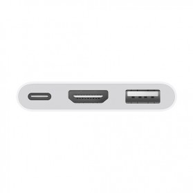 Apple USB-C Digital AV HDMI Multiport Adapter (ORIGINAL) - White - 3