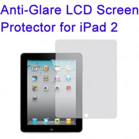 Anti-Glare Screen Protector Guard for iPad 2