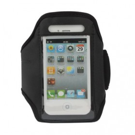 Sports Armband Case 46cm for iPhone 4/4s - Black