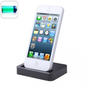 High Quality Base Charging Dock for iPhone 5/5s/SE - Black