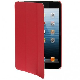 Smart Case 3 Fold Untuk iPad Mini 1 - Red