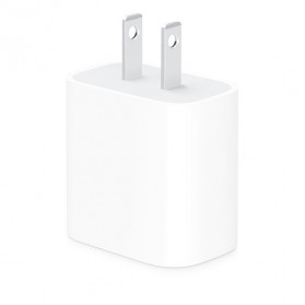 Apple USB-C Power Adapter 18W (ORIGINAL) - White - 3