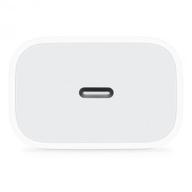 Apple USB-C Power Adapter 18W (ORIGINAL) - White - 5