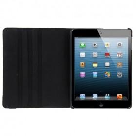 Smart Cover Kulit 360 Derajat untuk New iPad 5/6 - Black - 3