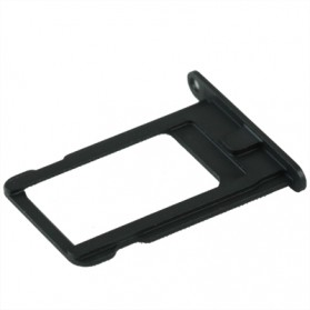 Original Sim Card Tray Holder for iPhone 5 - Black - 2