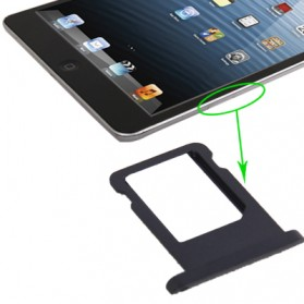 Sim Card Tray Holder for iPad Mini / Mini 2 Retina - Black