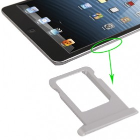 Sim Card Tray Holder for iPad Mini / Mini 2 Retina - White