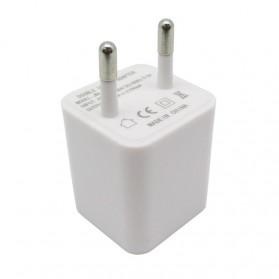 USB Charger 2 Port EU Plug - JBL1309 - White - 2