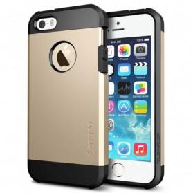 SGP Series Tough Armor Plastic + TPU Combination Case for iPhone 5/5S - Golden