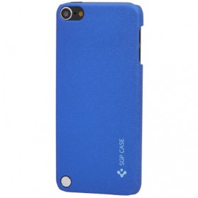 SGP Scrub Series Plastic Protective Case for iPod Touch 5 - Blue