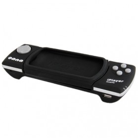 Wireless Bluetooth Game Controller for iPhone 4 & 4S/iPod Touch - Black - 2