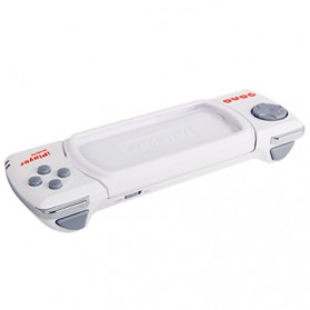 Wireless Bluetooth Game Controller for iPhone 4 & 4S/iPod Touch - White - 3