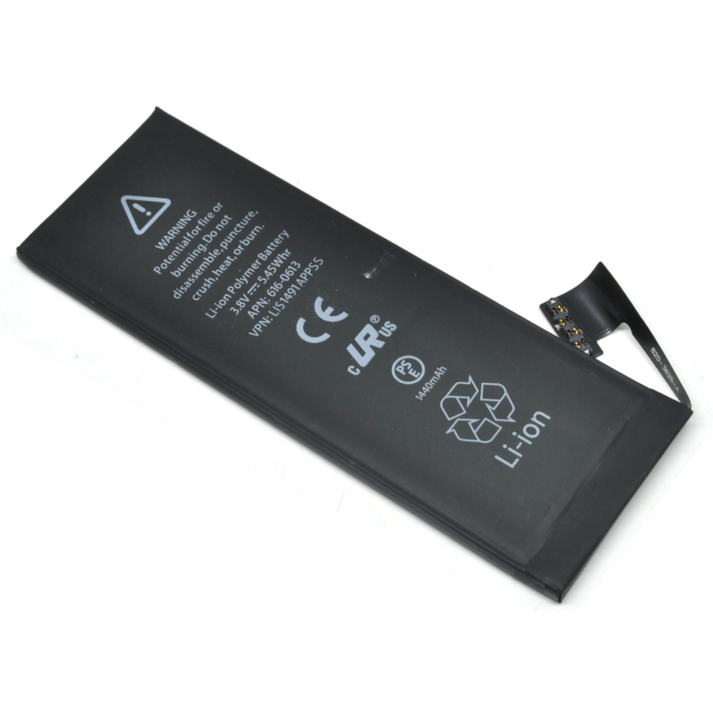 ... Baterai iPhone 5 HQ Li-ion Replacement Battery 1440mAh with Connector ( ORIGINAL) ... 205afed5c5