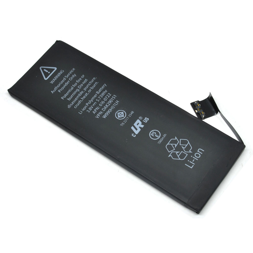 ... Baterai iPhone 5s HQ Li-ion Replacement Battery 1560mAh dengan Konektor  (ORIGINAL) ... 28cb97f106