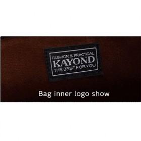 Kayond Waterproof Sleeve Case for Laptop 13 Inch - Black - 5