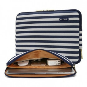 Kayond Waterproof Sleeve Case for Laptop 13 Inch - Blue