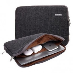 Kayond Sleeve Case for Laptop 15 Inch - Black