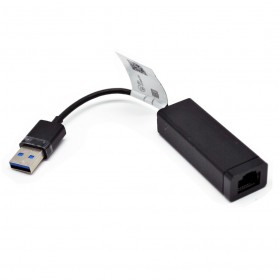 NEC USB 3.0 Ethernet Adapter / LAN Adapter - Black