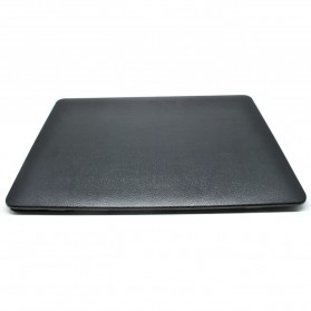 Leather Case for Macbook Pro 15 Inch Retina Display - Black