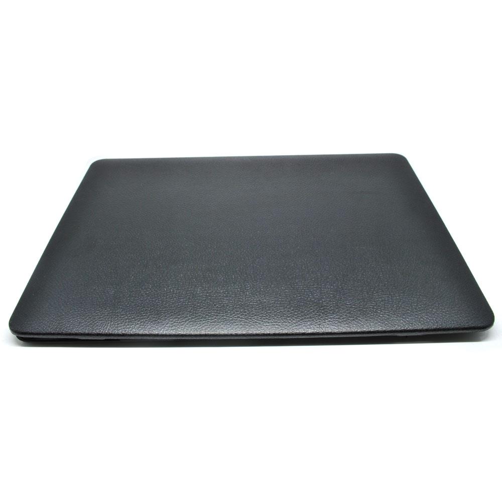 leather case for macbook pro 15 inch retina display black. Black Bedroom Furniture Sets. Home Design Ideas