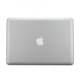 Matte Case for Macbook Pro 13.3 Inch A1278 with CD-ROM - MBMS - Transparent