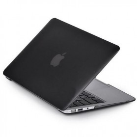 Matte Case for Macbook Pro 15.4 Inch A1286 with CD-ROM - Black