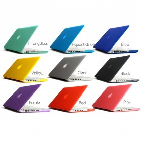 Crystal Case for Macbook Pro Retina 13.3 Inch A1502 A1425 - Transparent - 2