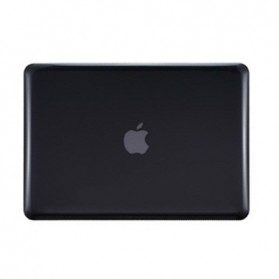 Crystal Case for Macbook Pro 13.3 Inch A1278 with CD-ROM - Black