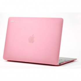 Remax PC Case for Apple Macbook 12 Inch - Pink