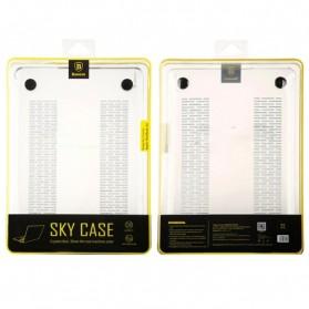 Baseus Sky Case for Macbook 12 Inch - Transparent - 6