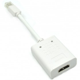 Mini Display Port to HDMI Adapter - 13cm - 2