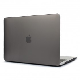 Matte Case for MacBook Pro 15.4 Inch with Touch Bar (A1707) - Gray
