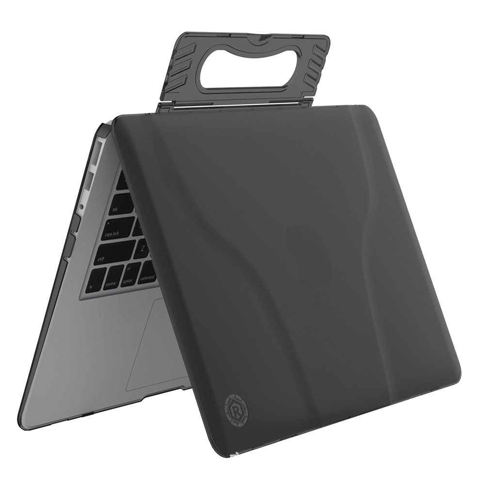 designer fashion 2f206 152d9 GearMax Shockproof Armor Case with Stand for Macbook Air 13 Inch ...