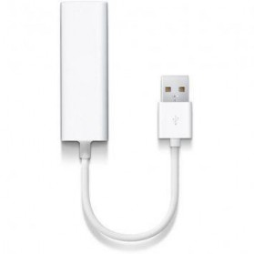 USB LAN Adapter & Card - Apple USB Ethernet Adapter - 81RY52 - White
