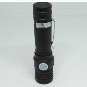 TaffLED Cree XM-L T6 2000 Lumens - G700 - Black - 3