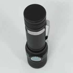 TaffLED Cree XM-L T6 2000 Lumens - G700 - Black - 4