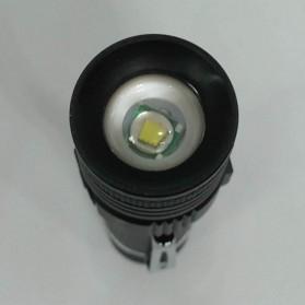 TaffLED Cree XM-L T6 2000 Lumens - G700 - Black - 6
