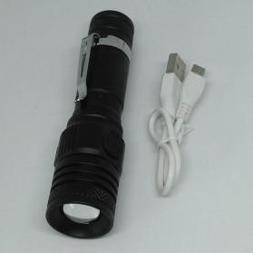 TaffLED Cree XM-L T6 2000 Lumens - G700 - Black - 7