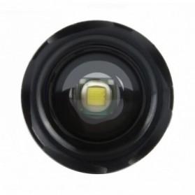TaffLED Albinaly Senter LED Mini Cree XM-L T6 - TG-S142 - Black - 6