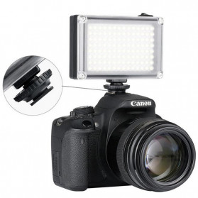 Ulanzi Fill Light Lampu Kamera Video Portable 112 LED Beads - FT112 - Black - 3